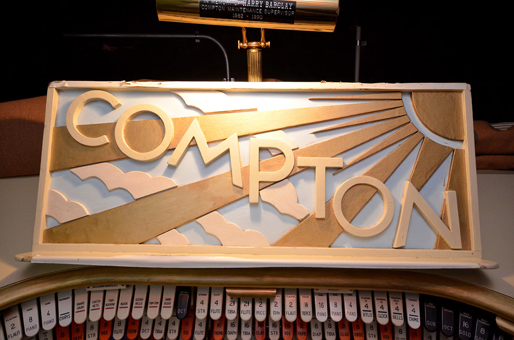 Ballarat Theatre Organ Society's Compton Theatre Organ Number 379